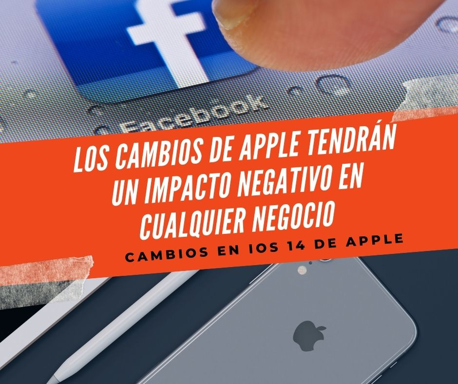 cambios en iOS 14 de Apple